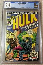 Incredible Hulk #182 CGC 9.8 White Pages