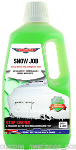 Bowden's Own Snow Job Pre Wash Mothers Meguiars Turtle Wax Autoglym FPV HSV 2L