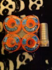 skateboard wheels with bearings