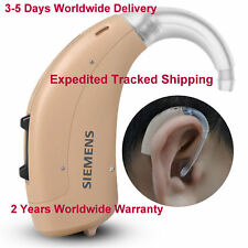 New Siemens LOTUS 12P/23P -FUN P Digital Hearing Aid Free Shipping With Warranty