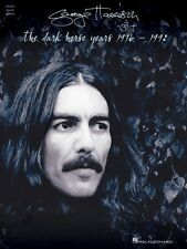 George Harrison The Dark Horse Years 1976-1992 Sheet Music Piano Vocal 000306703