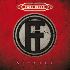 FAKE IDOLS - Witness - CD DIGIPACK
