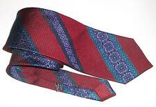 Men's silk tie CELINE PARIS 100% silk EXCELLENT CONDITION necktie