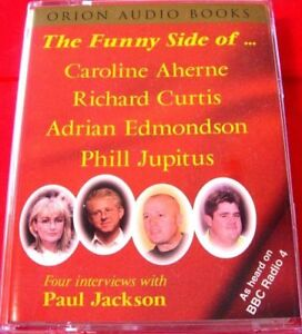 The Funny side of....: No.1: Interviews with Richard Curtis, Adrian Edmondson &.