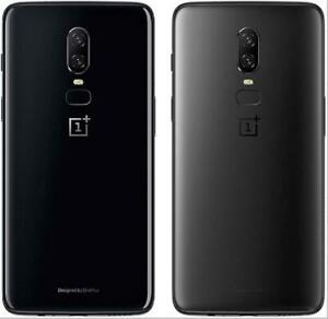 Android OnePlus 6 Dual SIM 4G LTE Octa-core Cell Phone 64GB / 128GB ROM