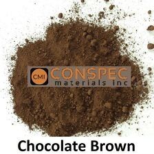 CHOCOLATE BROWN Concrete Color Pigment Dye for Cement Mortar Grout Plaster 1 LB