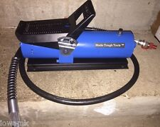 10,000 PSI Air Hydraulic Control Foot Pedal Porta Power MADE TOUGH TOOLS