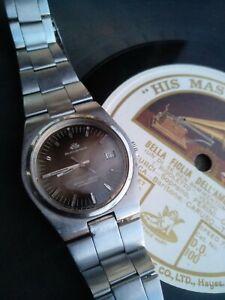 Bucherer (Carl F. Bucherer) Officially Certified Chronometer ref1853 Watch _1221