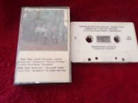 """Braschler Quartet: """"Touch of Country"""" Music Cassette Tape (Vintage, Working)"""