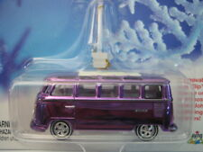 Holiday 1965 21-Window VW Bus w/RARE White Wall Tires ~ 2,400 LE HOBBY SHOP EXCL