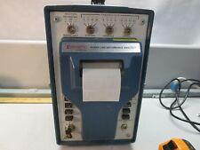 Dranetz, 606-3, Line Disturbance Analyzer, W/Option 101.3, Series 606
