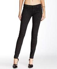 NWT Hudson Jeans Krista Ankle Super Skinny Stretch 28 BLF Black Flower WA407TEN