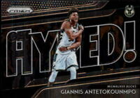 2018-19 Panini Prizm Basketball - Get Hyped - Pick A Card