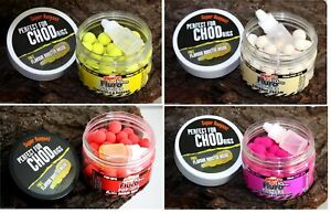 Dynamite Baits Fluo Pop Ups 10mm Robin Red Banana Coconut Cream Mullberry Boilie
