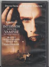 Movie DVD - INTERVIEW WITH THE VAMPIRE - Pre-Owned - Warner Brothers