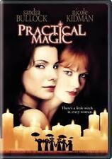 Practical Magic Sandra Bullock Nicole Kidman Region 4 DVD VGC