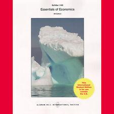 Essentials of Economics 9th Edition, International, Schiller/Hill