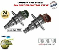 FOR 096710-0120 096710-0130 2257027011 2257027012 SUCTION CONTROL VALVE SCV