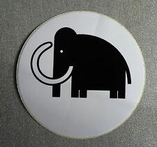 Decals Stickers Elephant Mammoth Power Helmet Atv Bike Garage st5 XR4KR