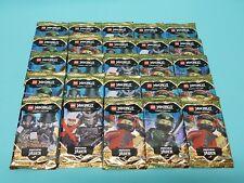 Lego® Ninjago™ Serie 4 Trading Card Game 25 Booster / 125 Sammelkarten