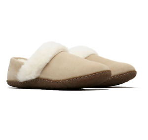 Sorel Women's Nakiska Slipper II - British Tan / Natural