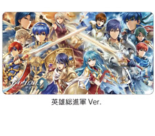 TCG Fire Emblem Cipher Rubber Play Mat Three Houses Sothis C97
