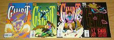 Gambit #1-4 VF/NM complete series - marvel comics x-men spin-off - howard mackie