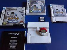 Pokemon Plata (soulsilver) nintendo Ds ( 2ds y 3ds ) completo Pal español ESP