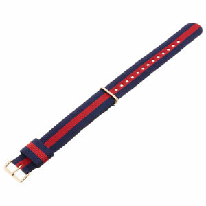 Daniel Wellington Women's Watch Strap Classic Oxford 18mm Nylon BDW-0701DW