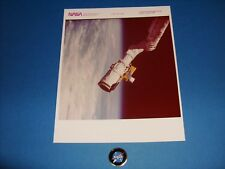 NASA 51-A ONBOARD SCENE EVA SPACE SHUTTLE DISCOVERY SERIAL # PHOTO 1984 ORIG.