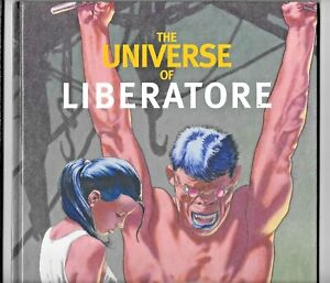 Heavy Metal Hardcover The Universe of Liberatore 2005 86 pp Ranx VF+ 1932413375