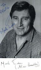 Coronation Street Television Certified Original Autographs