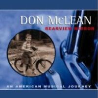 McLean, Don - Rearview Mirror +2BONUS VIDEOS CD/DVD NEU OVP
