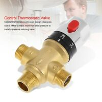 Thermostatic Temperature Mixer Control Shower Brass Mixing Valve Shower Faucet