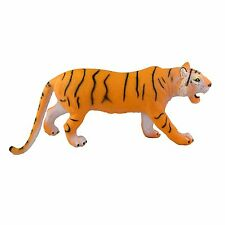 "Large 24"" (60cm) Tiger Stuffed Rubber Realistic Details Play Toy"