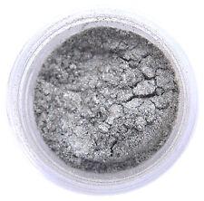 Nu Silver Metallic Luster Dust 4g for Cake Decorating, Fondant, Gum Paste
