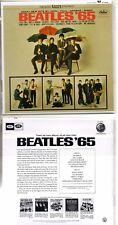 ★☆★ CD The BeatlesBEATLES '65 | Mini LP Mono & StereoCD ★☆★