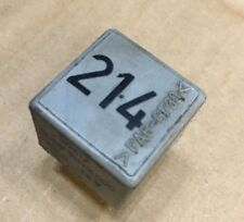 GENUINE AUDI 80 90 B4 COUPE CABRIOLET 12V 214 RELAY 4 PIN