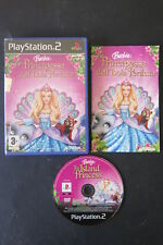 PS2 : BARBIE : PRINCIPESSA DELL'ISOLA PERDUTA - Completo, ITA !