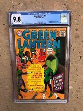 GREEN LANTERN 55 !! CGC 9.8 !! CLASSIC S.A!! HIGHEST GRADED !!