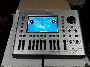 KETRON Midjay PRO player, arranger,  sound modul excellent condition.