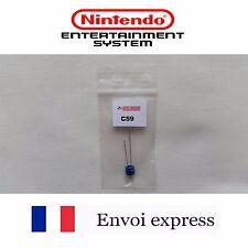 Cap Kit réparation condensateur C59 image - Super Nintendo SNES - Capacitor