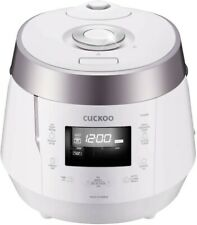 Cuckoo Pressure and Rice Cooker (CRP-P1009SW)