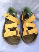 Reebok Sandal Tan Velcro Size 7