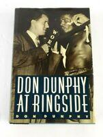 Don Dunphy At Ringside, Don Dunphy, HC DJ 1988 First Edition
