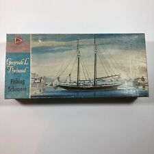 1960s Pyro Fishing Schooner Thebaud Model  Kit Unbuilt