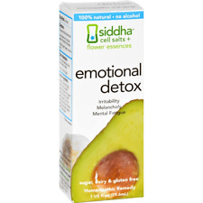 Siddha Flower Essences Emotional Detox