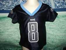 Tennessee Titans NFL Football Jersey, Lots of Bling! Girl's Size 12M, BRAND NEW