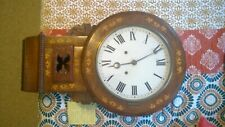 E.N. Welch Co. Anglo American Wall Clock