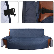 1 2 3 Seater Dog Cat Sofa Removable Pet Seat Couch Protector Cover Mat 4 Colors 3 Seater Drak Blue